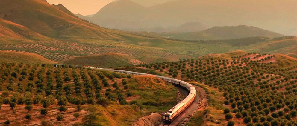 Tren Turistico Al Andalus - Terminal 9